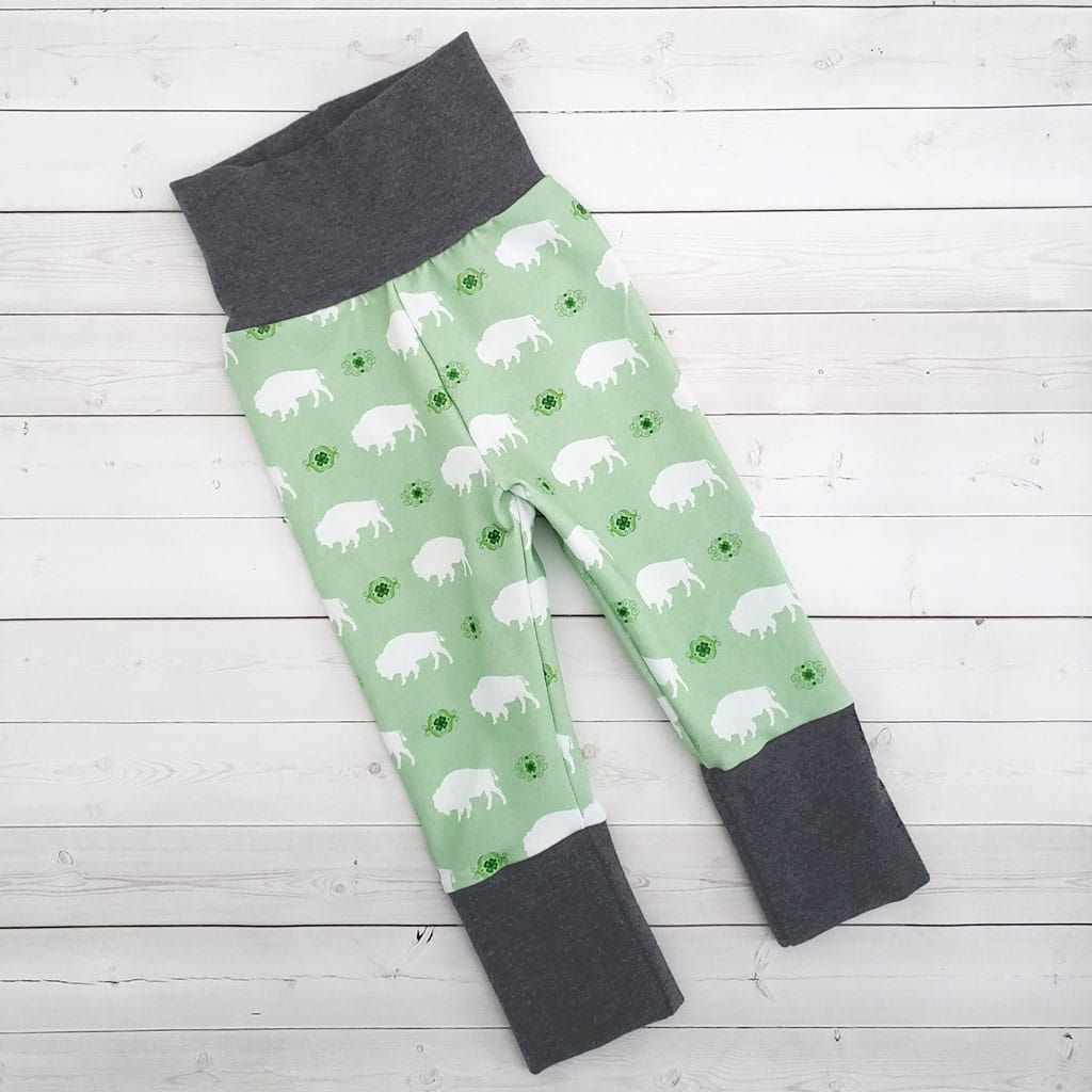 Celtic Buffalo Grow With Me Pants