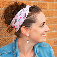 Load image into Gallery viewer, Floral Buffalo Headband