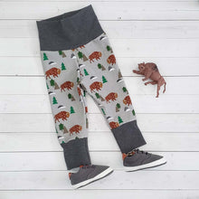 Load image into Gallery viewer, Geo Buffalo Grow With Me Pants