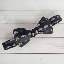 Load image into Gallery viewer, Buffalo Irish Neck Tie or Bow Tie