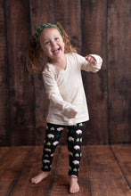 Load image into Gallery viewer, Kid's Buffalo Irish Leggings