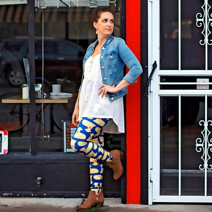 Butter Lamb Leggings