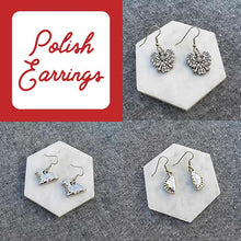 Load image into Gallery viewer, Polish Earrings