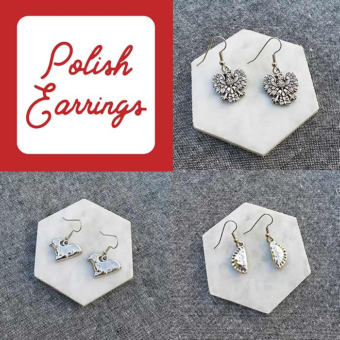 Polish Earrings
