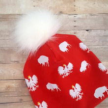 Load image into Gallery viewer, Polish Pom Pom Hat