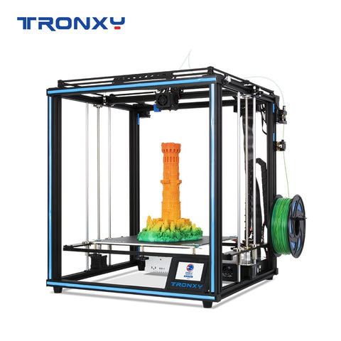 Tronxy X5SA 24V 3D Printer 3d drucker 3d impresora  Print Size  330*330*400mm 3d Machine DIY Kits Auto Level