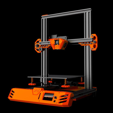 Homers Odyssues TEVO Tarantula PRO DIY Kit Upgrade 3D Printer 235x235x250mm Printing Size with 0.4mm Nozzle TMC2208 3D machine