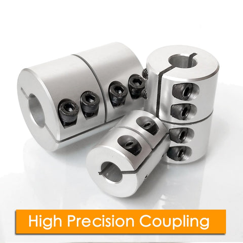 High Precision Rigid Coupling 3D Printers Parts Aluminium alloy  Shaft Coupler Screw For Stepper Motor Accessories parts
