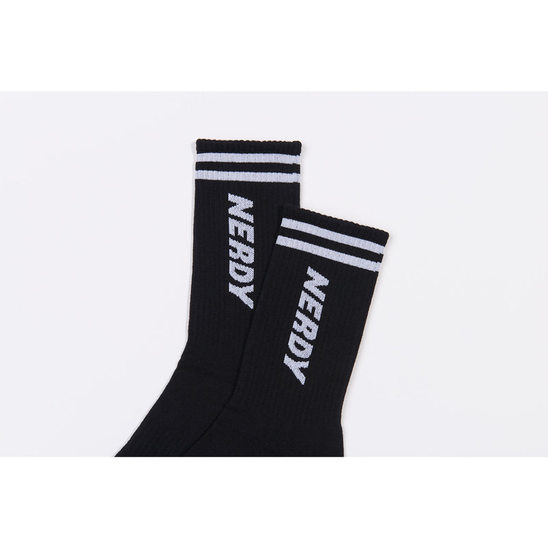 NY Socks Black - NERDY US