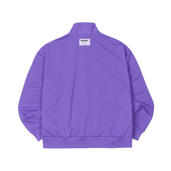 NY Track Top Purple/Yellow - NERDY US