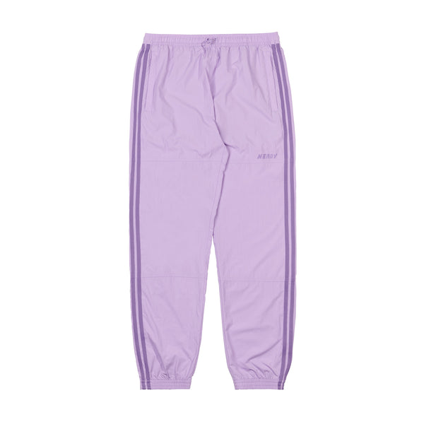 NY Solid Woven Pants Light Purple