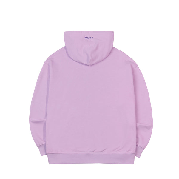 Essential Pullover Hoodie Light Purple