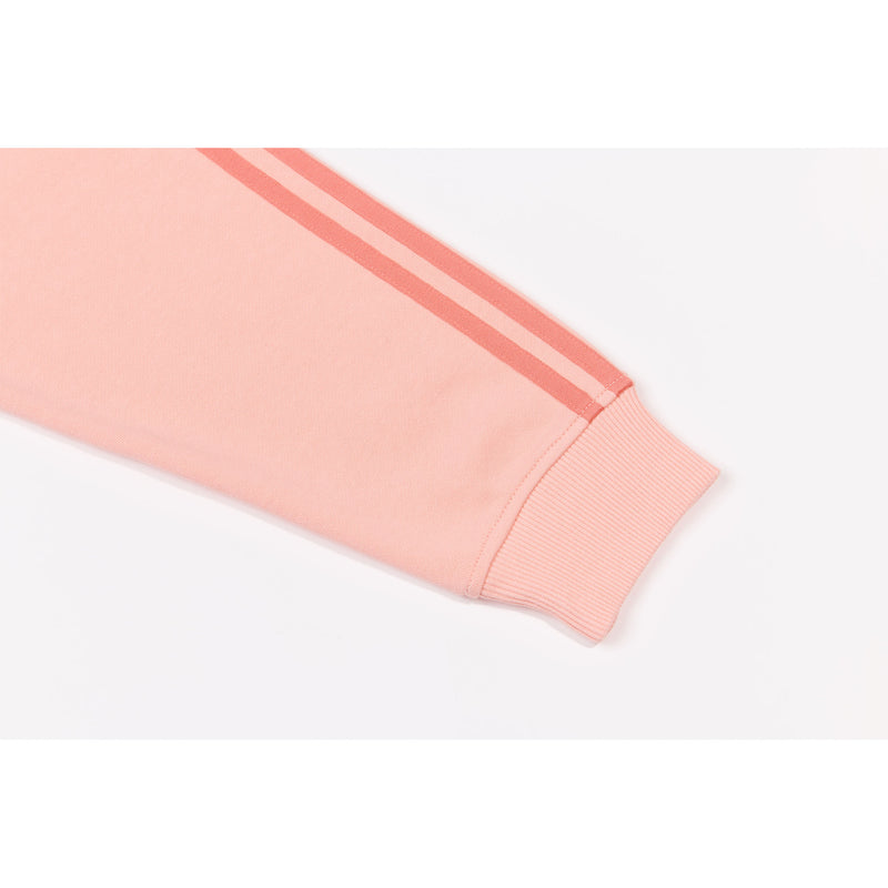 W's Cropped NY Sweatshirt Pink