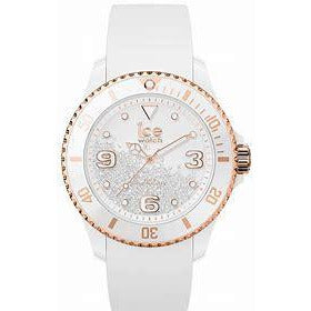 Ice Watch Crystal - White Rosegold - Bijouterie JC Lambert