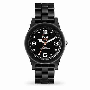 Ice Watch Slim - Black - Bijouterie JC Lambert