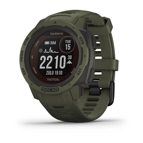 Garmin - Instinct Solar - Tactical Edition