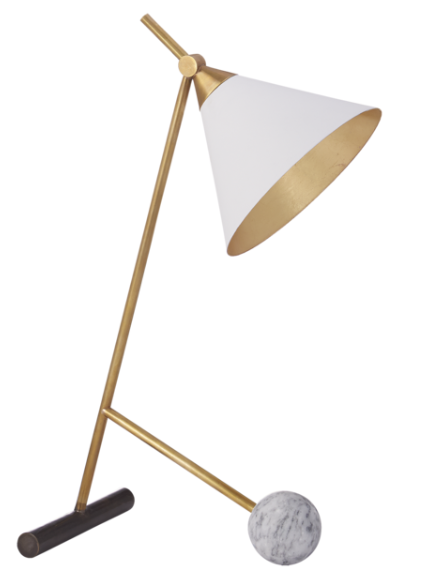 Cleo Table Lamp <span>More color options available</span>
