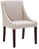 Lucille Dining Chair Fabric <span>More color options available</span>