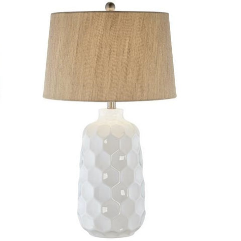 Honeycomb Dreams Table Lamp