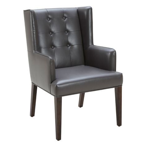 Clarkson Armchair Leather