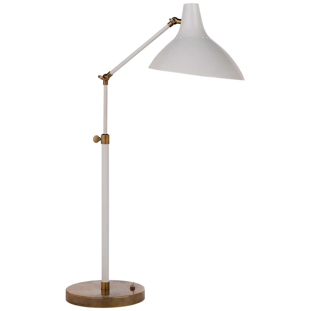 Charlton Table Lamp <span>More color options available</span>