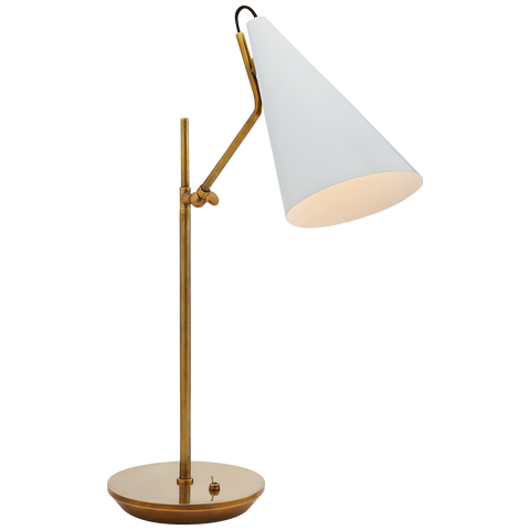 Clemente Table Lamp <span>More color options available</span>
