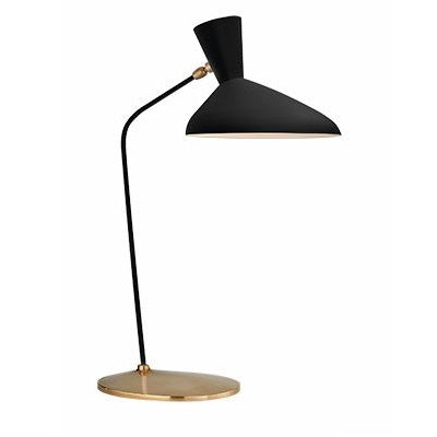 Austen Large Offset Table Lamp <span>More color options available</span>