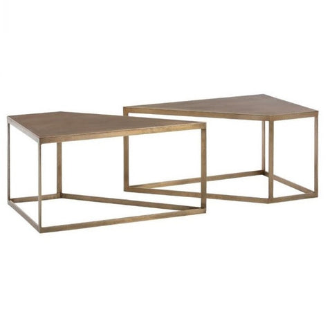 Austin Cocktail Tables, Set Of 2