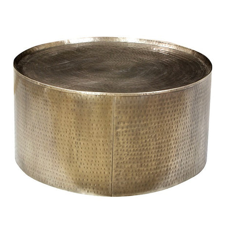 Harper Coffee Table Brass