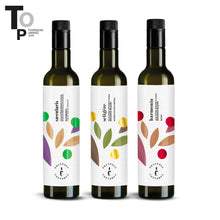 Load image into Gallery viewer, Tasting box Organic Olive Oils