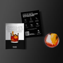 Load image into Gallery viewer, Chocolate Orange Old Fashioned DIY Cocktail Kit