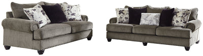 Sembler Benchcraft 2-Piece Living Room Set