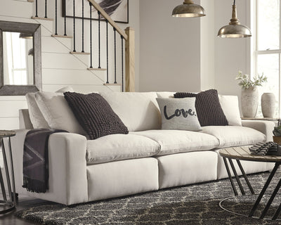Savesto Signature Design by Ashley 3-Piece Sectional