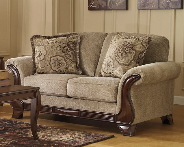 Lanett Signature Design by Ashley Barley Loveseat