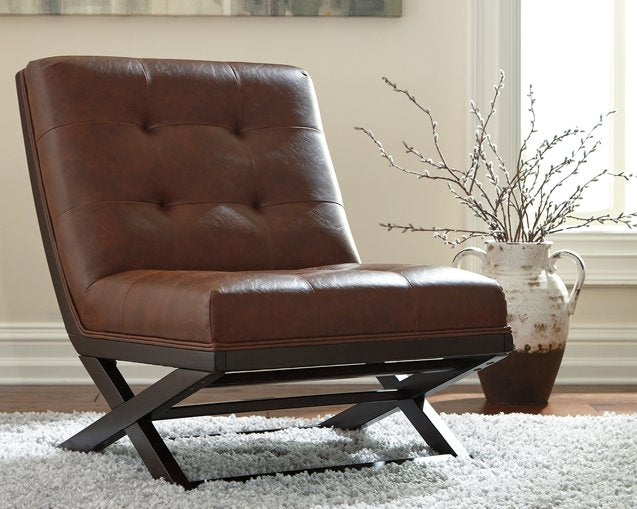 Sidewinder Signature Design by Ashley Brown Accent Chair