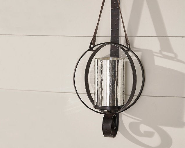 Despina Signature Design by Ashley Brown Sconce