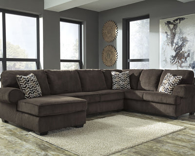 Jinllingsly Signature Design by Ashley 3-Piece Sectional with Chaise