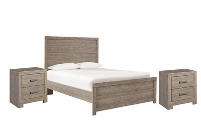 Culverbach Signature Design 5-Piece Bedroom Set with Nightstands
