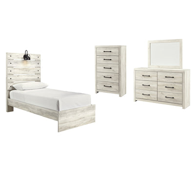 Cambeck Signature Design 6-Piece Youth Bedroom Set