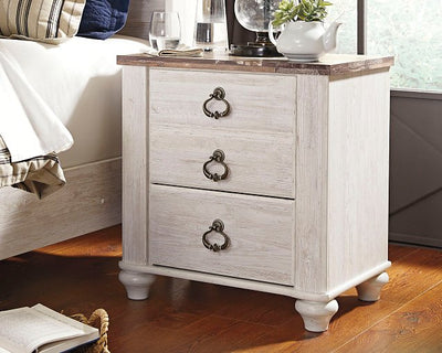 Willowton Signature Design by Ashley Nightstand