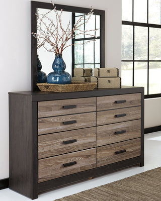 Harlinton Signature Design by Ashley Dresser and Mirror