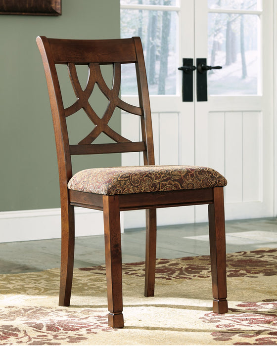 Leahlyn Signature Design by Ashley Medium Brown Dining Chair