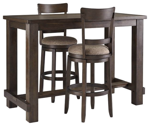 Drewing Signature Design 3-Piece Dining Room Package