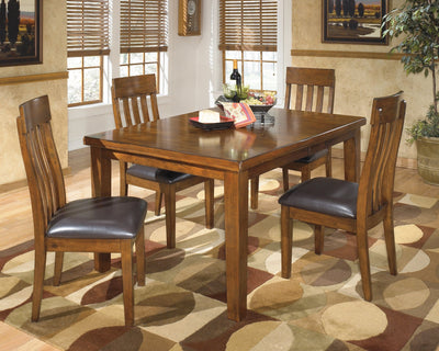 Ralene Signature Design 5-Piece Dining Room Set