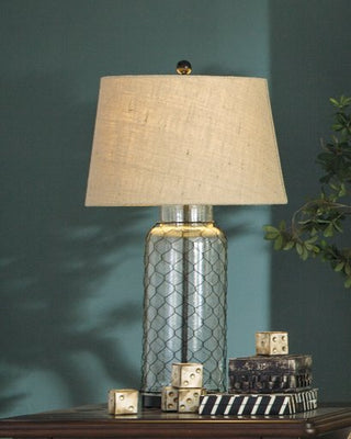 Sharmayne Signature Design by Ashley Table Lamp