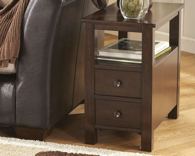 Marion Signature Design by Ashley End Table Chair Side