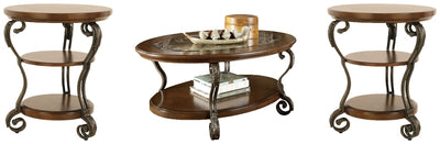 Nestor Signature Design 3-Piece Occasional Table Set