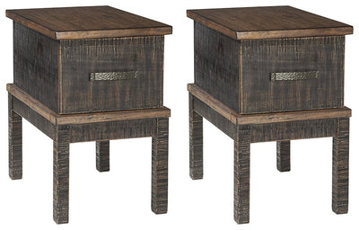 Stanah 2-Piece End Table Set