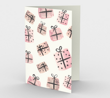 Load image into Gallery viewer, Presents Greeting Card