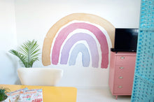 Load image into Gallery viewer, Large Rainbow Wall Decal